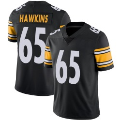 Jerald Hawkins Pittsburgh Steelers Youth Limited 100th Vapor Nike Jersey - Black